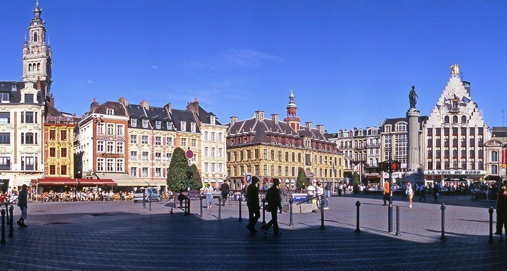 Les programmes immobiliers éligibles à la loi Pinel à Lille